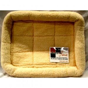 fleece-dog-bed